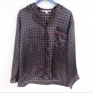 Victoria's Secret Vintage 90's Pajama Shirt